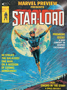 Star-Lord (Marvel Preview 4)